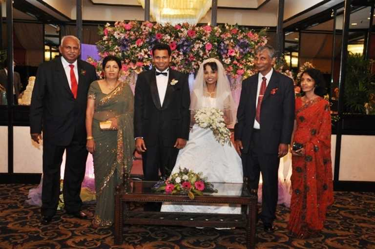 Roshanthi Lakshitha Wedding