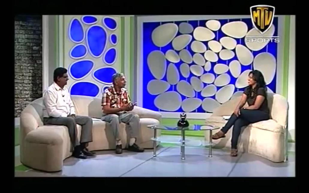 JRL on MTV2