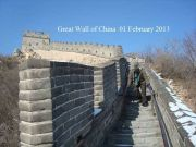 14---Climbing-the-Great-Wall-of-China-in-February-2013