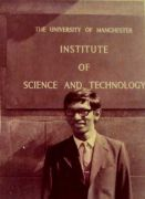 Rohan Lucas at UMIST in 1971-74 period