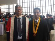 With-Charith-Dharmabandu at UoM Convocation 2019