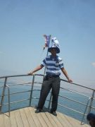 2013AugHolyLand-133-BoatRide-Galilee